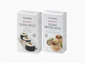 Bio Japán Sushi Rizs