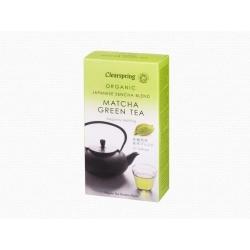 Bio matcha zöld tea - 20db teafilter