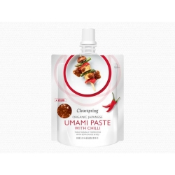 Bio japán Umami szósz Chili paprikával