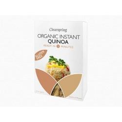 Bio gluténmentes instant quinoa