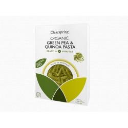 Bio gluténmentes zöldborsó és quinoa tészta - Fusilli