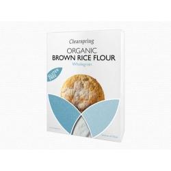 Bio gluténmentes barna rizsliszt