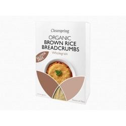 Bio gluténmentes barna rizs zsemlemorzsa – teljes gabonaszemből