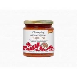 Demeter bio olasz tésztaszósz – Porcini (Vargánya gombás)