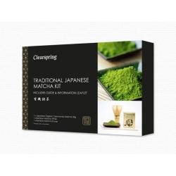 Hagyományos Japán Matcha Készítő Szett