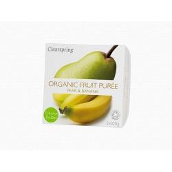 Bio Gyümölcspüré –Alma és Banán