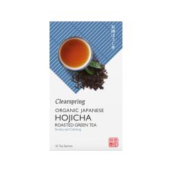 Bio Japán Hojicha, pirított zöld tea - filteres