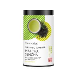 Bio Japán Matcha Sencha, zöld teakeverék - szálas
