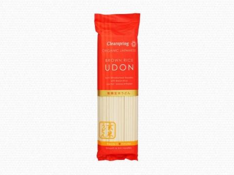 Bio japán barna rizs Udon tészta