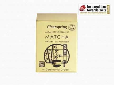 Japán bio matcha zöld teapor - teaszertartás minőségű (30g)