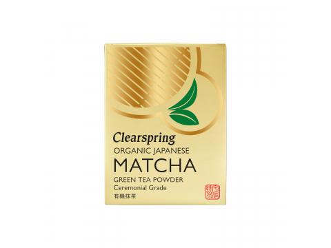 Bio Japán Matcha zöld teapor (szertartás minőségű)