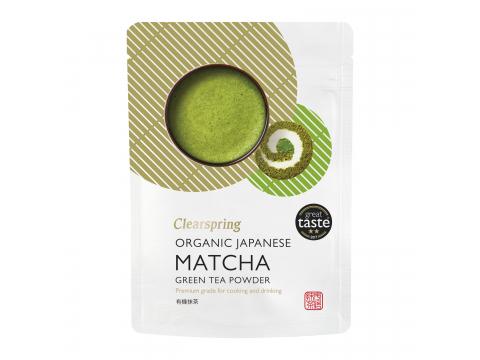 Bio japán Matcha zöld teapor - Prémium minőség
