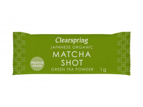 Bio Japán Matcha töltet (Prémium minőségű zöld teapor)