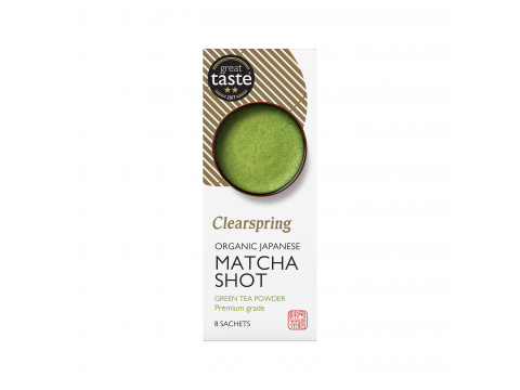Bio Japán Matcha töltet (Prémium minőségű zöld teapor) 8db tasak