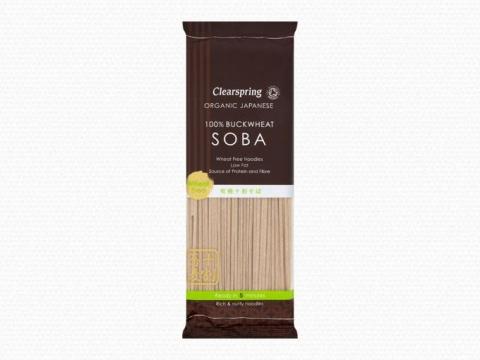 Bio japán 100% hajdina Soba tészta