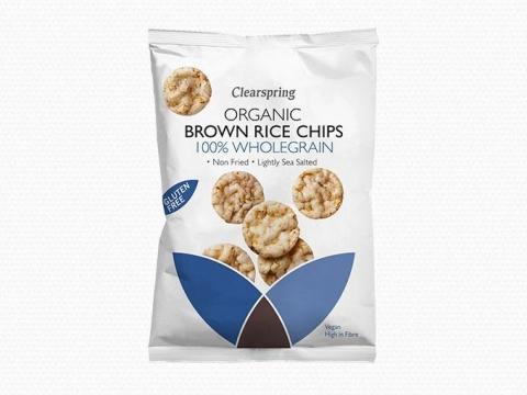 Bio Barnarizs Chips - Teljeskiőrlésű