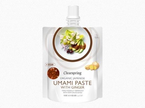 Bio japán Umami szósz gyömbérrel