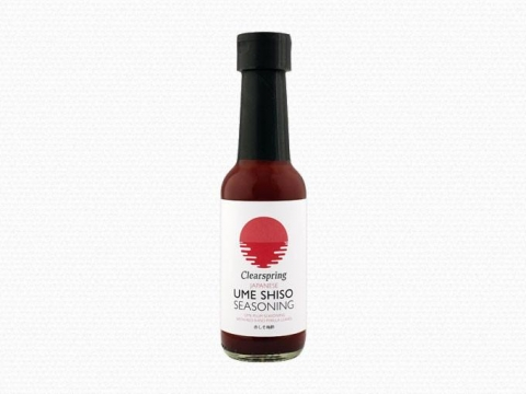 Japán Ume Shiso ízesítő