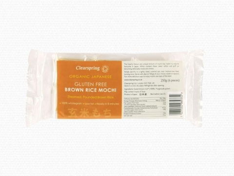 Bio japán barna rizs Mochi