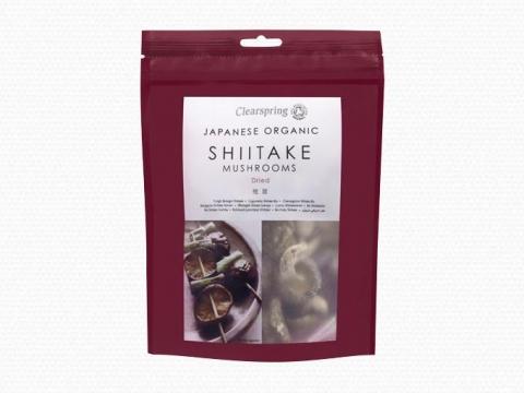 Bio Japán Shiitake gomba - szárított