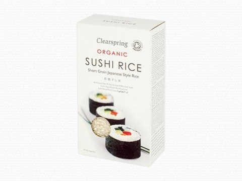 Bio Sushi rizs - rövid szemű japán stílusú rizs