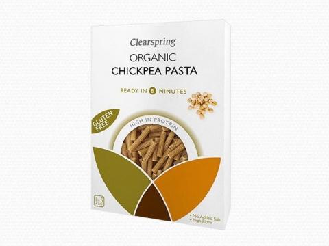 Bio gluténmentes csicseriborsó tészta - Sedanini