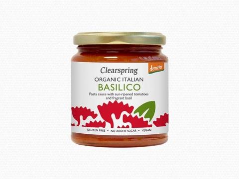 Demeter bio olasz tésztaszósz - Bazsalikomos