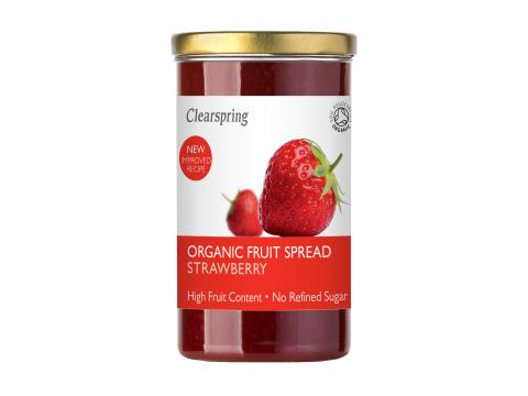 Bio gyümölcskrém - Eper