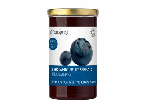 Bio gyümölcskrém - Áfonya