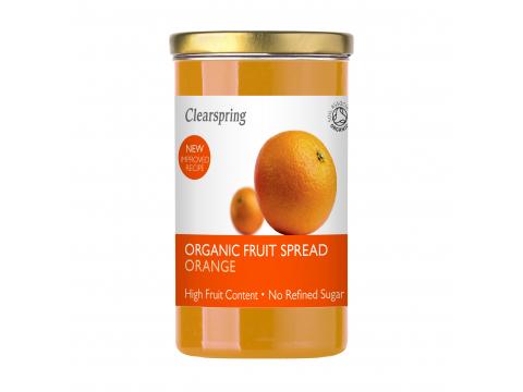 Bio gyümölcskrém - Narancs