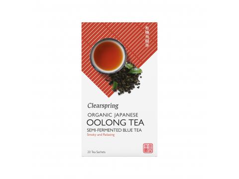 Bio Japán Oolong tea, fermentált kék tea - 20db filter
