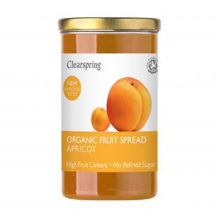Bio gyümölcskrém - Sárgabarack