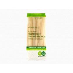 Bio gluténmentes 100% barnarizs szélesmetélt