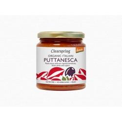 Demeter bio olasz tésztaszósz – Puttanesca