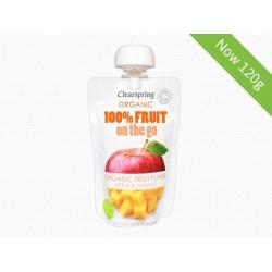 Bio Gyümölcspüré – Útravaló - Alma és mangó
