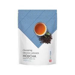 Bio japán Hojicha tea - ömlesztett - ÚJ