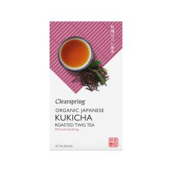 Bio Japán Kukicha, Pirított ág tea - filteres